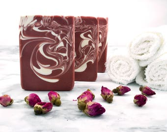 Rose Scented Soap – Jasmine Scented Soap – Floral Soap – Floral Scented Soap – Flower Soap – Flower Scented Soap - Womans Soap