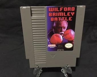 Wilford Brimley Battle Nintendo NES Game