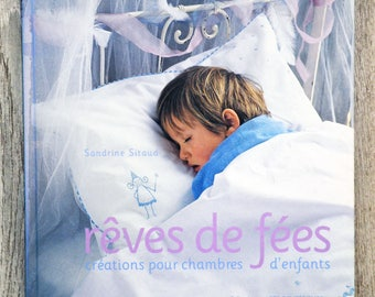 Book dreams of fairies - designs for children's rooms