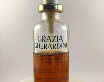 Gherardini Grazia Gherardini Eau De Toilette 30 ml Spray.  Rare.  Discontinued.