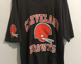 Vintage 90s Cleveland Browns Jersey T-Shirt