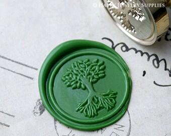 Buy 1 Get 1 Free - Wax Seal Stamp - 1pcs Life Tree Metal Stamp / Wedding Wax Seal Stamp / Sealing Wax Stamp (WS276)