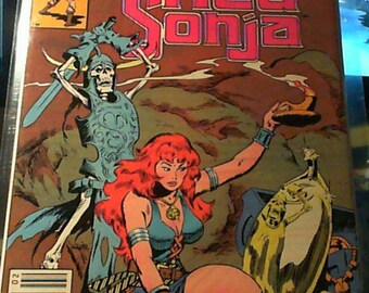 Red Sonja #1 She-Devil with a Sword