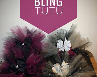 Beloved Bling small or mini pet tutu