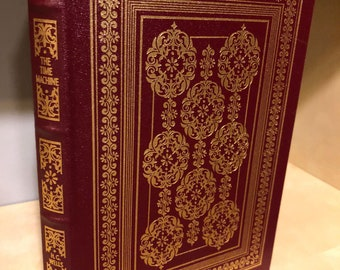 Easton Press Time Machine by H. G. Wells 100 Greatest