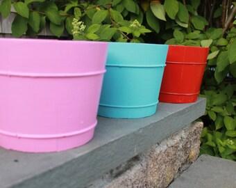Wood Pail/ Bucket