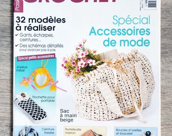 Passion crochet 3 - Special accessories fashion magazine
