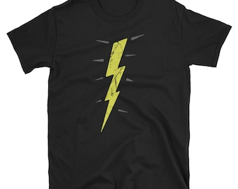 Vintage Lightening Bolt T Shirt