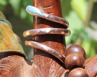 Shakti- Subliminal Serpent Ring