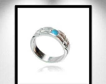 Atlantis Ring Turquoise _ Atlantis turquoise ring