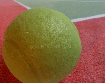 Tennis Ball Soap, Sport Soap, Tennis Gift, Novelty Soap, 3D Soap, Ball Soap - You pick scent & color