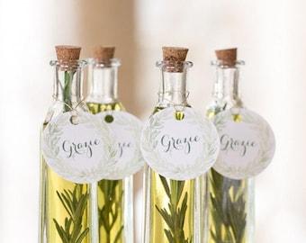 Olive oil label | Etsy