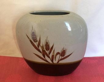 Harvest Wheat Vase by Otagiri