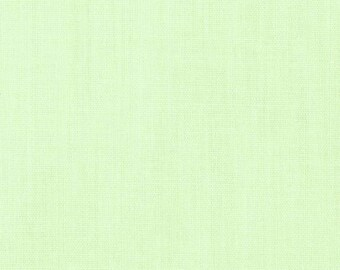 "45"" Pale Green Broadcloth Fabric - By The Yard"