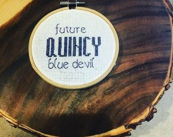 Future Quincy Blue Devil