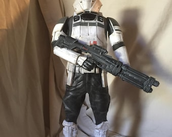 Hover Tank Trooper from Star Wars Rogue One