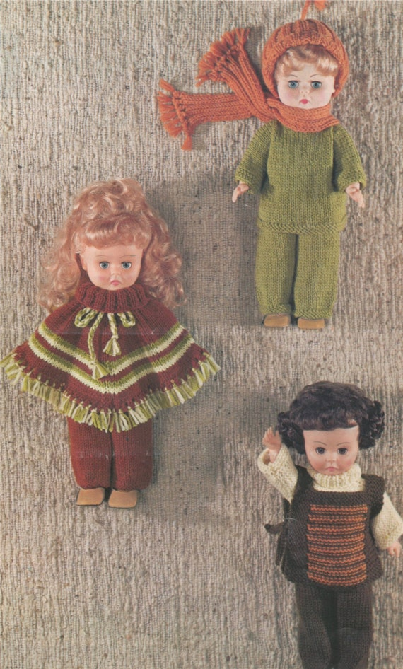 Dolls Teddy Toy Patterns Knitting And Crochet Patterns