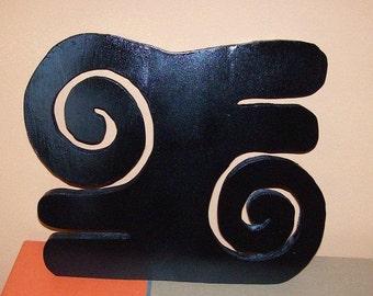 Adinkra Symbol of Bravery and Valor
