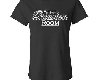 THE BOURBON ROOM - Ladies Babydoll T-shirt