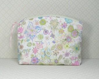 Makeup Bag, Liberty Of London, Tana Lawn,