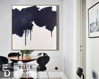 Abstract wall art, Abstract Painting, Black and White Art, Wall Decor, Large Abstract Contemporary, Painting Abstract, Acrylic, Abstract Art