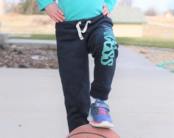 Trendsetter Joggers PDF Pattern, Sizes 12 month to 12 years