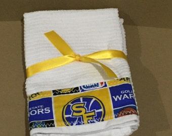 Golden State Warriors Hand Towels