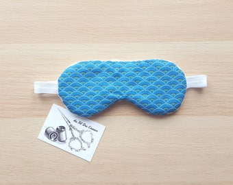 Sleeping mask / / sleep mask / / sleep accessory / / sleep - the Blue hills accessory
