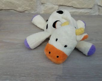Cow plush stuffed toy and long toys