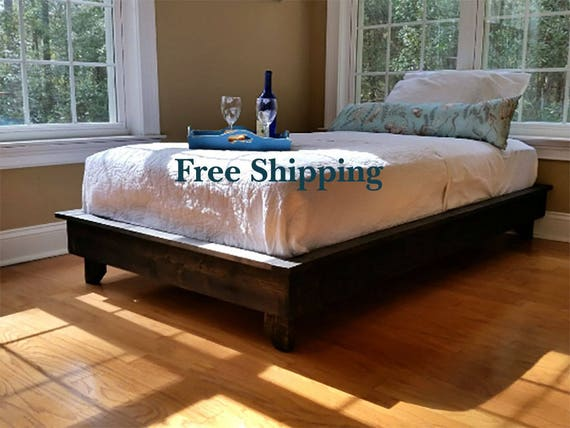 bed platform low ebay on frame and profile ideas best vectorhealthme beds