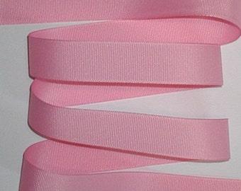 1.5 inch x 25 yds Grosgrain Ribbon  - PINK