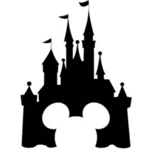 Sticker De Ch 226 Teau De Vinyle Sticker De Ch 226 Teau Disney