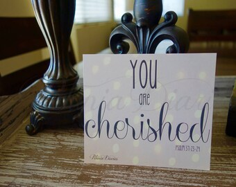 Encouragement Notecard Set * Scripture * Faith * Cards * Note Cards * Stationery * Gift set