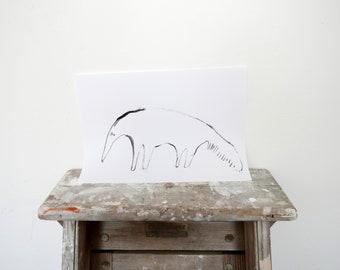 Faye Moorhouse Wonky Drawing Sale | Original Art