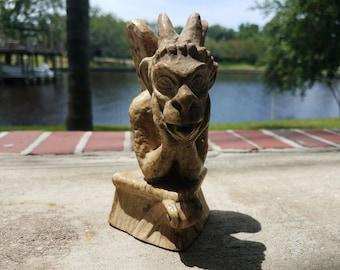 Gargoyle figurine