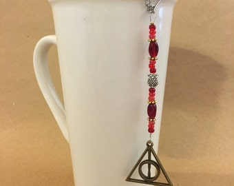 Harry Potter Inspired Tea Infuser - Garnet