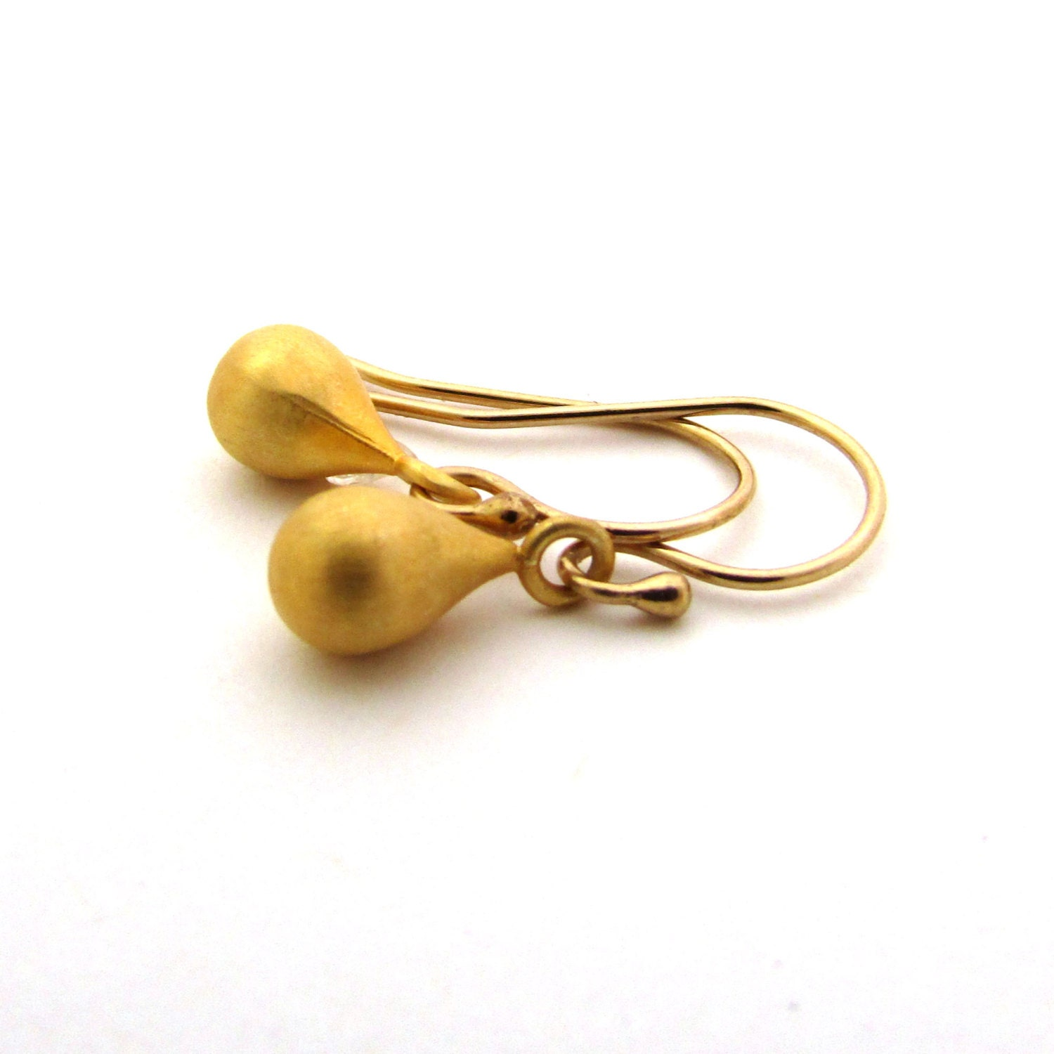 Nice Small Gold Earring Design Contemporary - Jewelry Collection ...