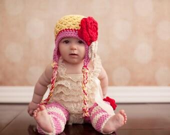 baby hat, girls hat, newborn girl hat, baby hat, girls hat, little girls hat, crochet girl hat, baby girl hat, kids hat, crochet kids hat