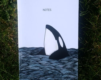 Orca A6 Notebook