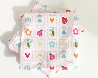 Lunch bag Lunch bag for kids Snack bag Sandwich bag Reusable lunch bag Gift for her Gift for women Coworker gift Gift for girls
