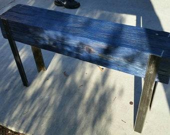 Cobalt Bench