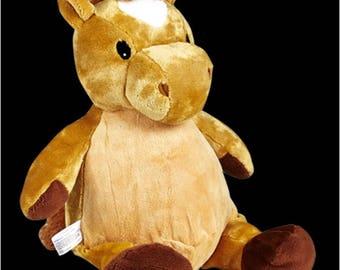 Horse cuddly, stuffed toy, cuddly toy