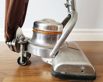 1920s Hoover Vacuum Cleaner Model 725, Working, With Attachments