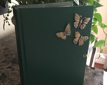 Butterfly Themed Journal