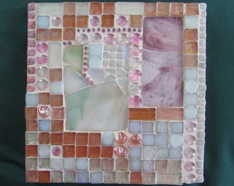Mosaic: Old Tile Wall