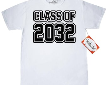 Class of 2032 T-Shirt by Inktastic