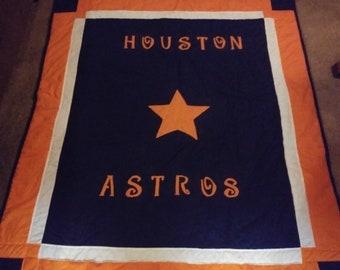 Houston Astros Quilt