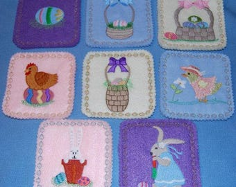 Easter Coasters BD 304