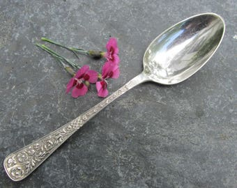 Tablespoon - Sterling Silver - Vintage