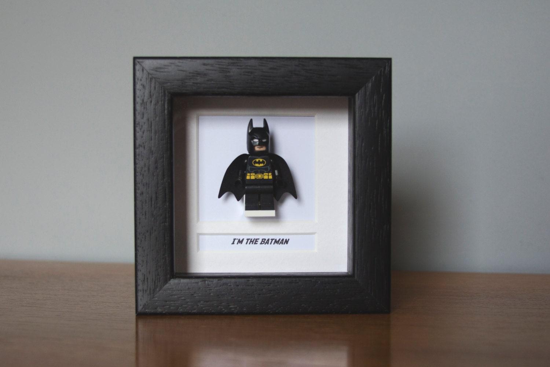 SALE Discounts on all frames Batman Framed Mini Figure